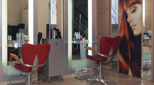 Frizerski salon Farcom Professional