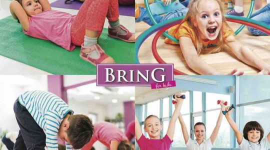 Kids – FUNTASTIC GYM