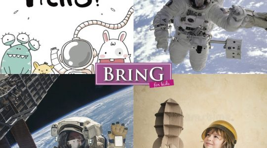 Kids – astronauti