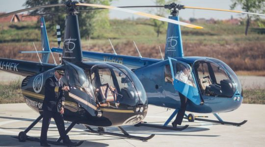 Balkan Helikopters
