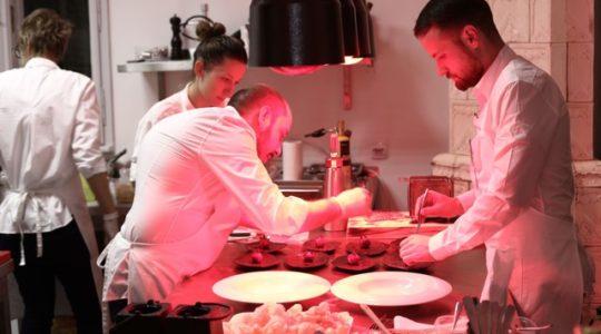 Restoran IRIS – New Balkan Cuisine
